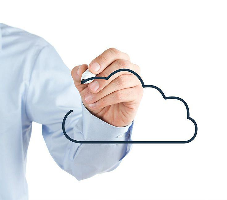 Integrates and centralises document processes cloud drawing