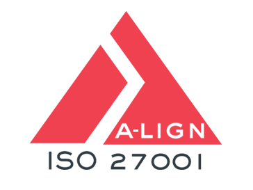Security standard ISO 27001 Logo