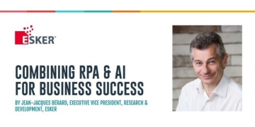 Combining RPA & AI for Business Success